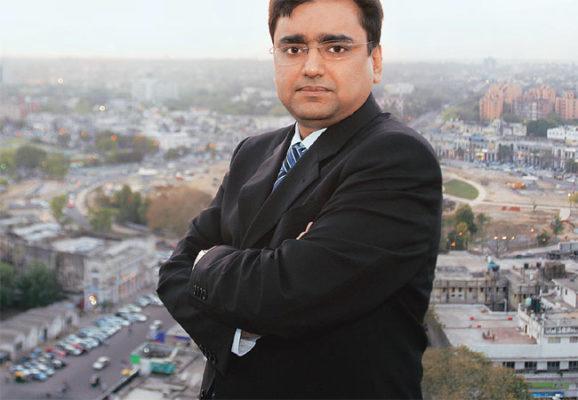 Shravan Gupta MGF Executive Vice Chairman and Managing Director at Emaar