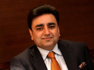 Shravan Gupta MGF Executive Vice Chairman and Managing Director at Emaar